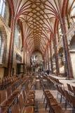 Wnętrze Bremer Dom Katedralni Zdjęcia Royalty Free