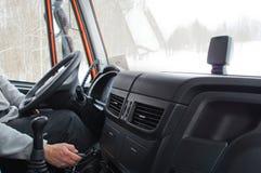 Ciężarowa taksówka obrazy stock