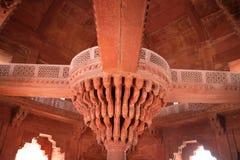 Wnętrze Fatehpur Sikri Agra, Uttar, - Pradesh, India obrazy stock