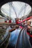 Wnętrze Ferrari świat Fotografia Royalty Free