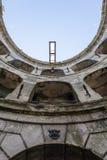 Wnętrze fort boyard - Francja obrazy royalty free