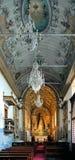 wnętrze kościelne zdjęcia royalty free