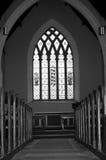 wnętrze kościoła fotografia stock