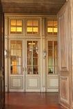 Wnętrze. Krajowy pałac. Queluz. Portugalia obraz stock