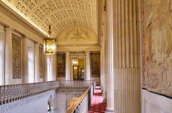 Wnętrze Luksemburg pałac w Paryż Fotografia Royalty Free