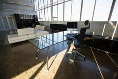 Wnętrze nowożytny kreatywnie biuro Obraz Royalty Free