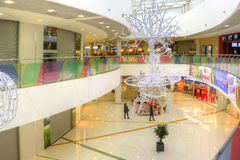 Wnętrze nowożytny sklep Obraz Royalty Free