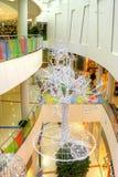 Wnętrze nowożytny sklep Obrazy Royalty Free