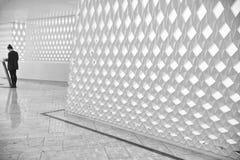 wnętrze nowoczesnej architektury zdjęcie stock