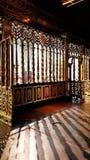 Wnętrze Nowy kościół, Amsterdam zdjęcie royalty free