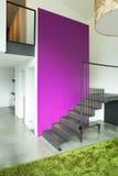 Wnętrze, nowy mieszkanie Obraz Stock