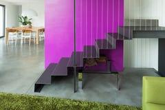 Wnętrze, nowy mieszkanie Obrazy Stock