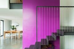 Wnętrze, nowy mieszkanie Zdjęcie Stock