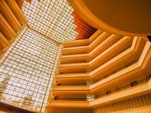 Wnętrze pięć gwiazdowy hotel Fotografia Stock