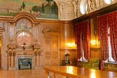 Wnętrze Poznanski pałac obrazy royalty free