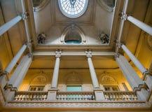 Wnętrze San Martin pałac Obrazy Royalty Free