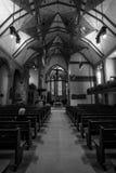 Wnętrze Stiftskirche Uczelniany kościół Zdjęcia Royalty Free