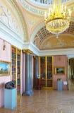 Wnętrze Stroganov Pałac Zdjęcie Royalty Free
