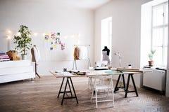 Wnętrze studio, początkowy biznes zdjęcia stock