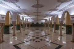 Wnętrze tradycyjny marokański skąpanie Obraz Stock