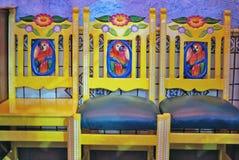 Wnętrze w meksykaninie zdjęcia royalty free