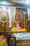 Wnętrze Yudaganawa świątynia Zdjęcie Stock