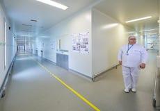 Wnętrze Zentiva narkotyzuje fabrykę Fotografia Stock