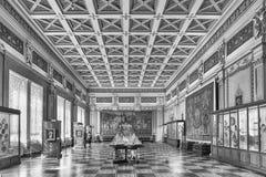 Wnętrze zima pałac, eremu muzeum, St Petersburg, Fotografia Royalty Free