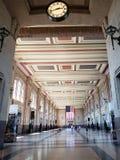 Wnętrze zjednoczenie staci Kansas dzienni punkty zwrotni fotografia royalty free