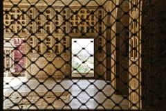 Wnętrza Agra fort, Agra, Uttar Pradesh, India Zdjęcia Stock