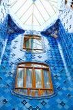 Wnętrza domowy Casa Batlo Obraz Stock