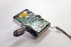 Wnętrza prosta cyfrowa kamera Obrazy Stock