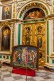 Wnętrza St Isaac katedra Zdjęcie Stock