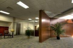 Wnętrze Biurowy Builidng Obrazy Stock