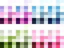 Wnętrze Colours sznur Obraz Stock