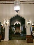 Wnętrze hotel Obrazy Royalty Free