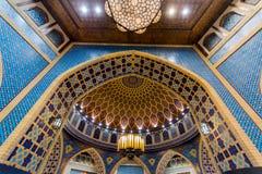 Wnętrze Ibn Battuta centrum handlowego sklep Obraz Stock