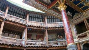 Kuli ziemskiej theatre Fotografia Royalty Free