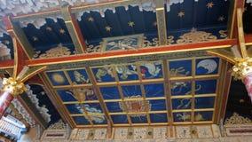 Kuli ziemskiej theatre Obrazy Royalty Free