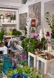Wnętrze kwiatu sklep Obraz Royalty Free