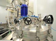 Wnętrze leki fabryczni Fotografia Stock