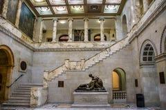 Wnętrze Massachusetts stanu dom - Boston, Massachusetts Obrazy Royalty Free
