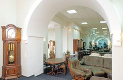Wnętrze meble zdjęcia royalty free