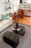 wnętrze nowoczesne mieszkania Obrazy Royalty Free