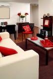 wnętrze nowoczesne mieszkania Zdjęcie Royalty Free