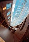 wnętrze nowoczesnej architektury Fotografia Stock