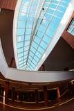 wnętrze nowoczesnej architektury Obrazy Stock