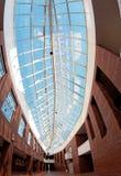 wnętrze nowoczesnej architektury Zdjęcie Royalty Free