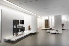 Wnętrze pinakoteka Dera Moderne Fotografia Royalty Free