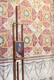 Wnętrze pokój w castelvecchio kasztelu w Verona Zdjęcie Stock
